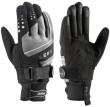 Běžecké rukavice Leki Thermoshield - šedá