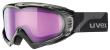 brýle uvex F2 černá:psycho