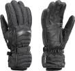 Dámské sportovní sjezdové rukavice LekiCorvara S GTX Lady - černá