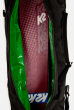 K2 Deluxe Single Ski Bag - černá