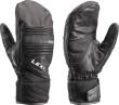 Lyžařské palčákové rukavice LekiElements Platinum S Mitt - černá.