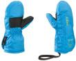 dětské lyžařské rukavičky Leki Smiley Kids Mitten - modrá