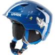 juniorská lyžařská helma Uvex Airwing 2 žralok
