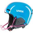 lyžařská helma Uvex Hlmt 5 Junior Race modrá