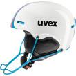 lyžařská helma Uvex Hlmt 5 Race bílá