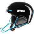 lyžařská helma Uvex Hlmt 5 Race černá