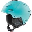 lyžařská helma Uvex P1US tyrkysová