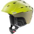 lyžařská helma Uvex P2US zelená