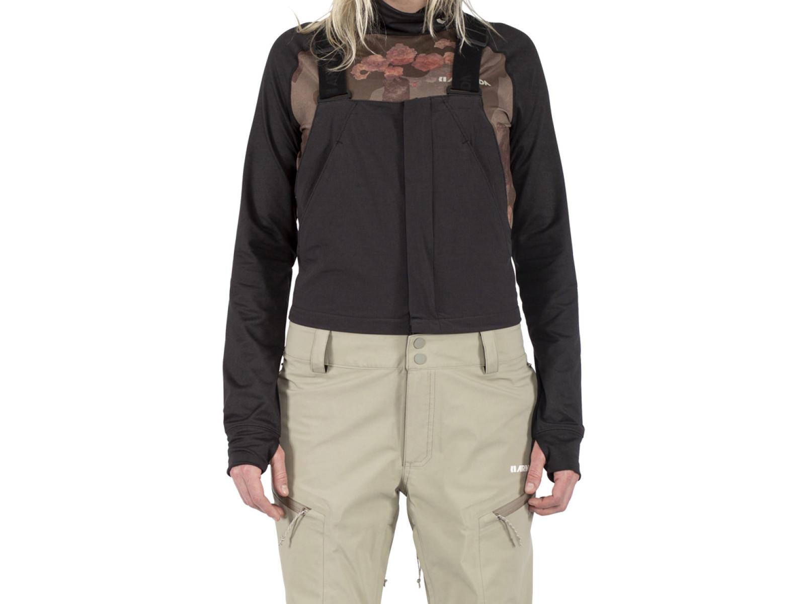 Armada Highline Gore-Tex 3L Bib - hnědá Velikost oblečení: M