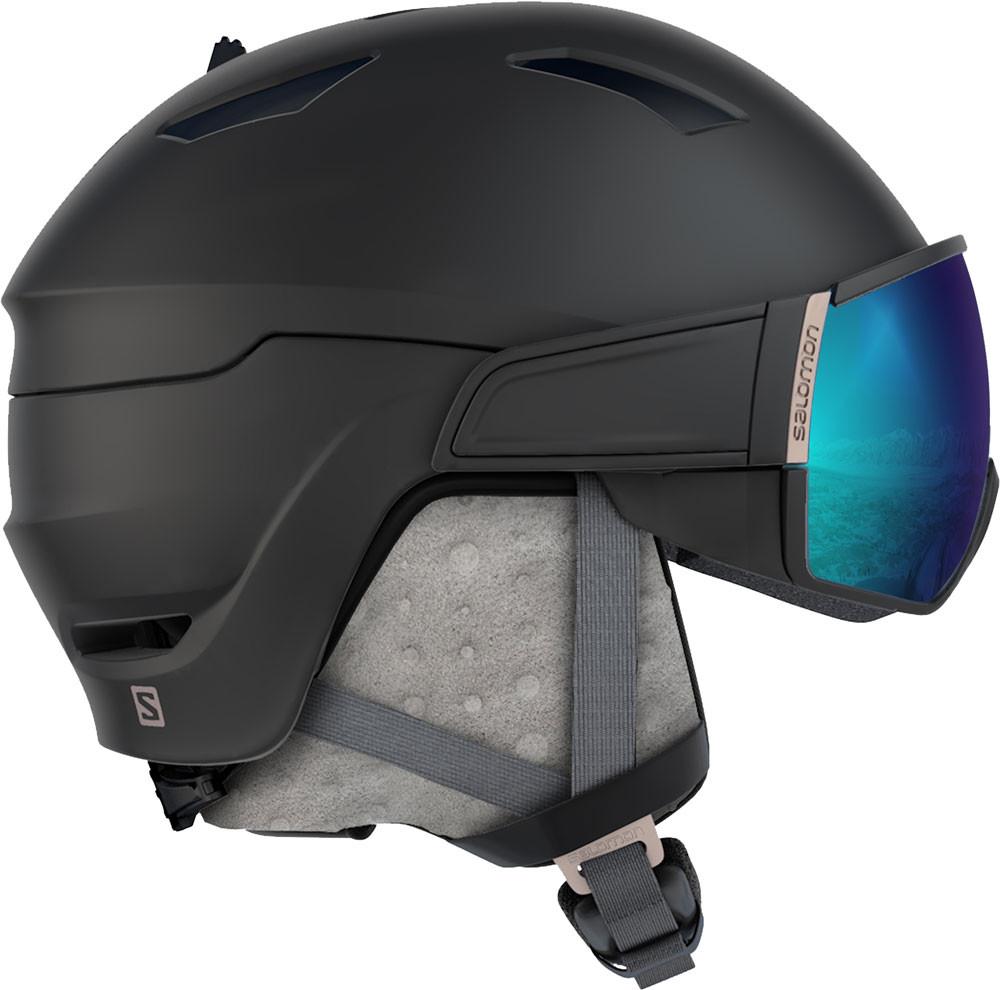 Salomon Mirage S - černá Velikost helmy: M 2019/2020