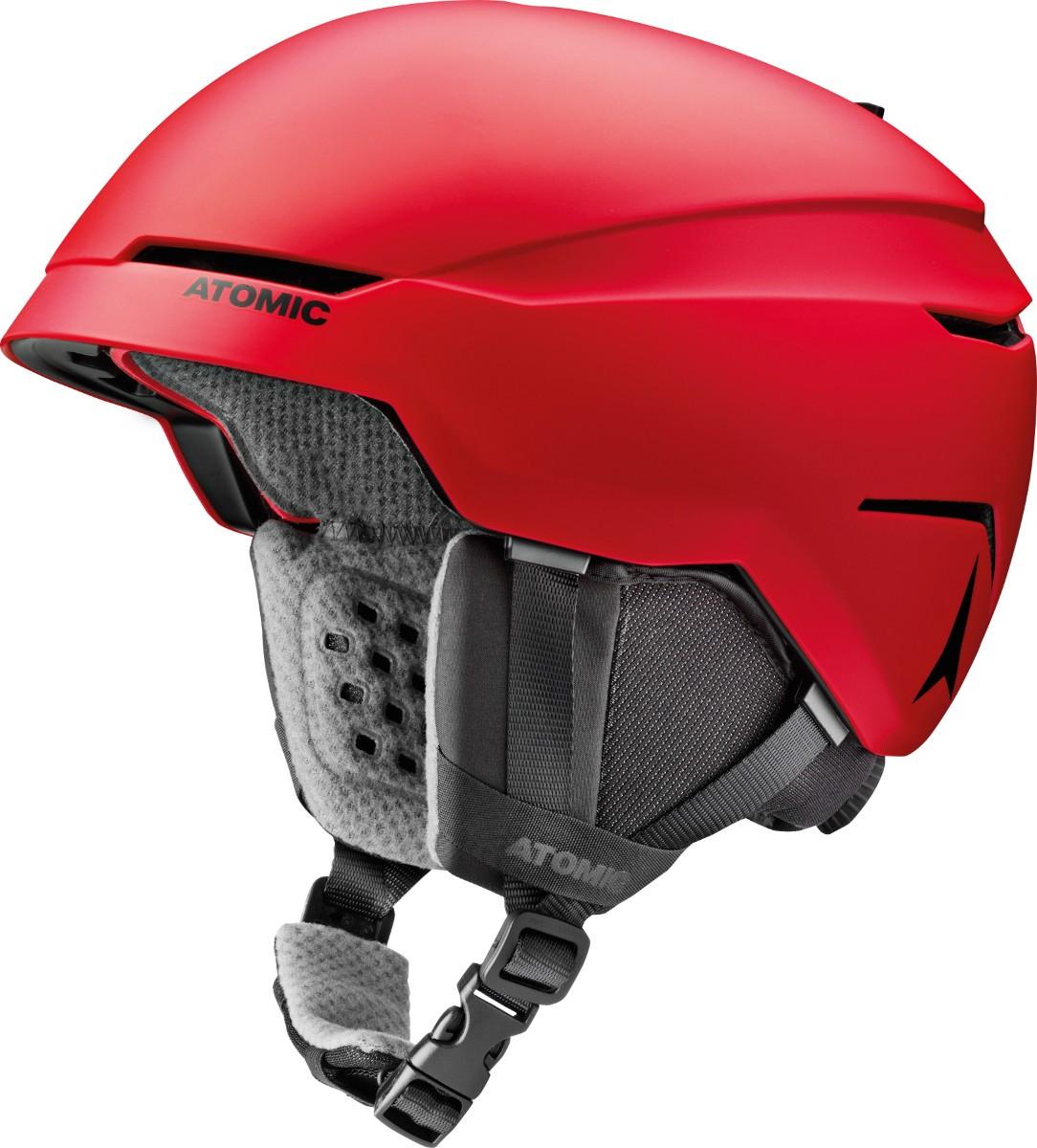 Atomic Savor - červená Velikost helmy: S 2019/2020