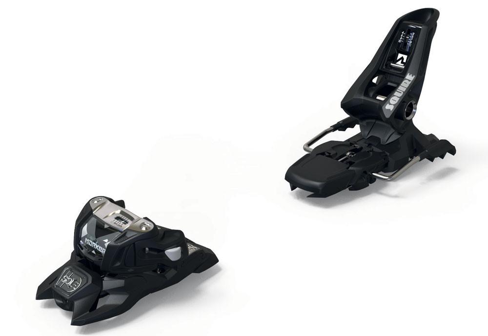 Marker Squire 11 ID, 110mm - černá 2020/2021