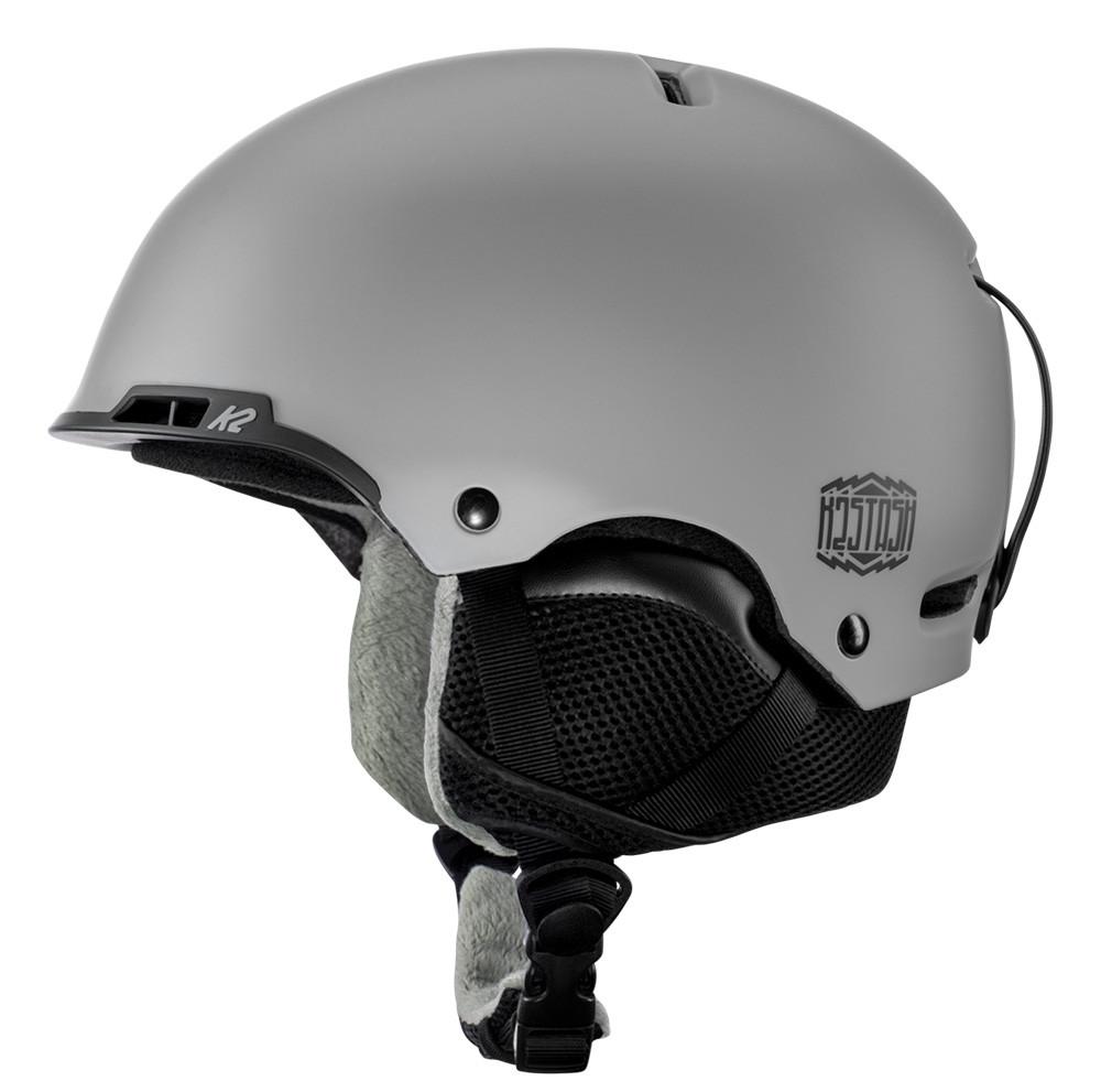 K2 Stash - šedá Velikost helmy: S 2019/2020