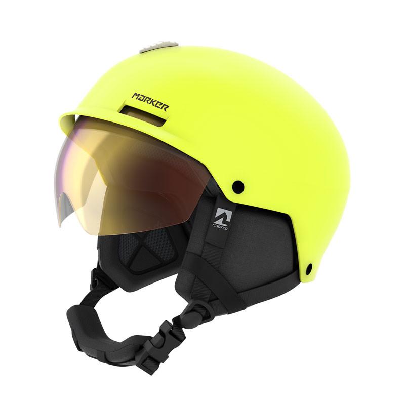 Marker Vijo - žlutá Velikost helmy: UNI 2017/2018