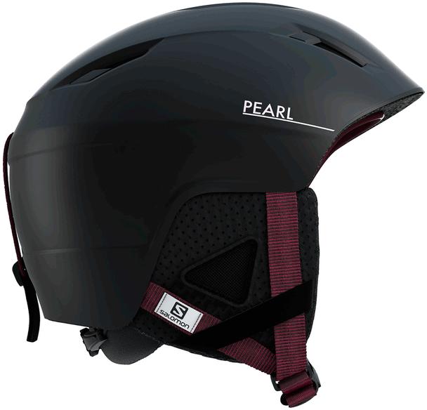 Salomon Pearl2+ - černá Velikost helmy: S 2019/2020