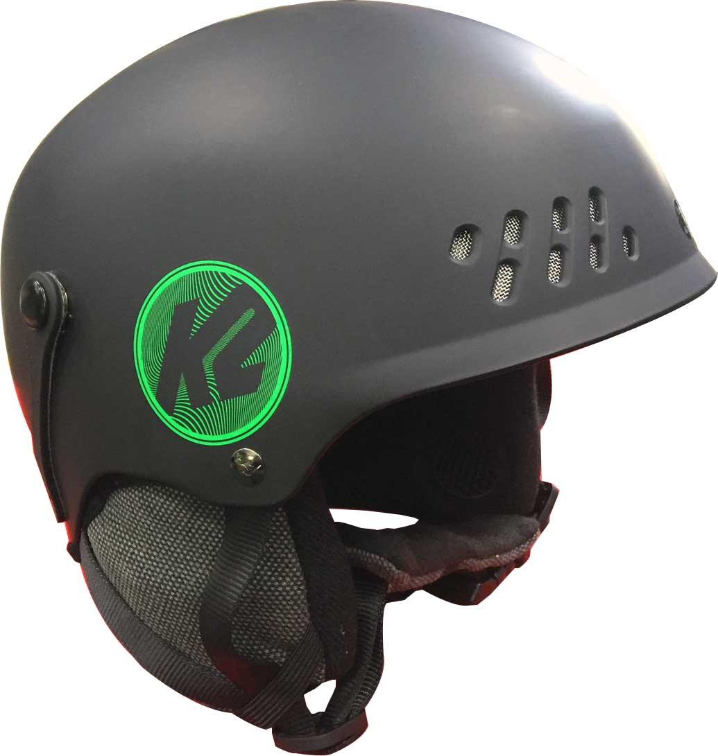 K2 Entity JR - černá Velikost helmy: XS 2016/2017