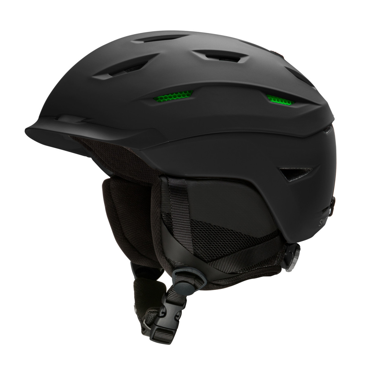 Smith Level - černá Velikost helmy: M 2019/2020
