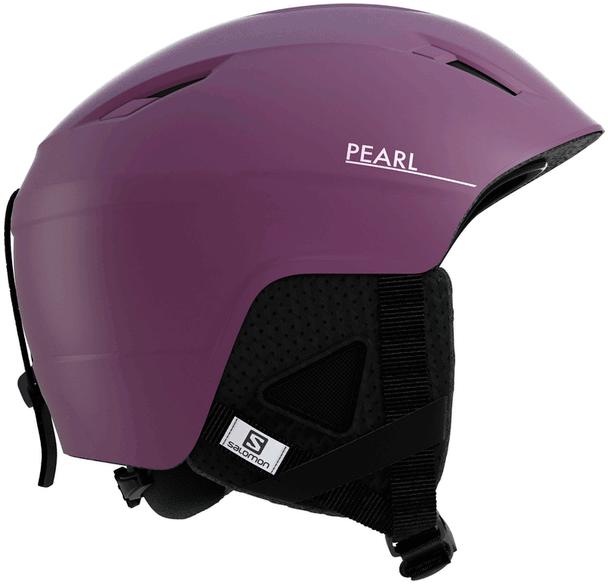 Salomon Pearl2+ - fialová Velikost helmy: S 2019/2020
