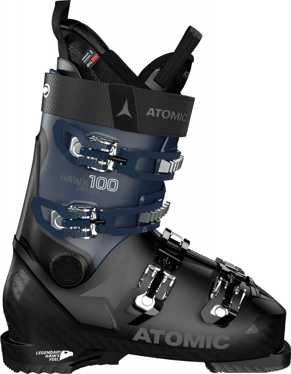 Atomic Hawx Prime 100 - černá/modrá 2020/2021