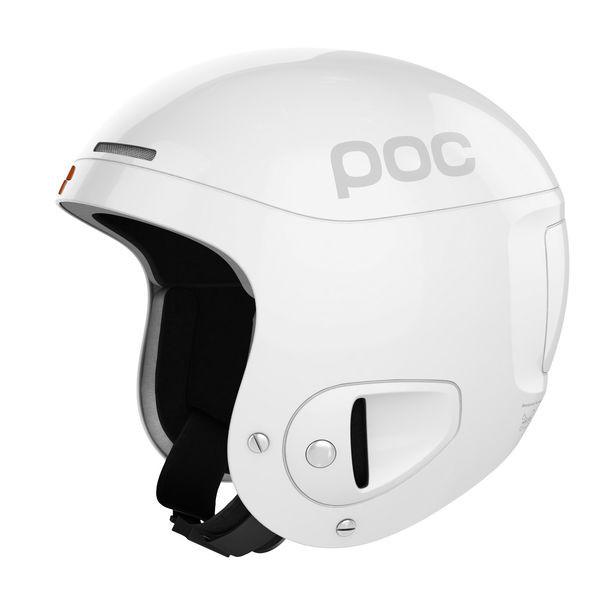 POC Skull X - bílá Velikost helmy: XS 2019/2020