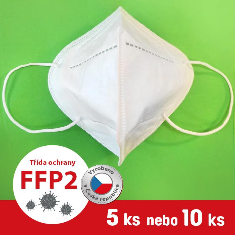 General Public Respirátor FFP2 - 5ks