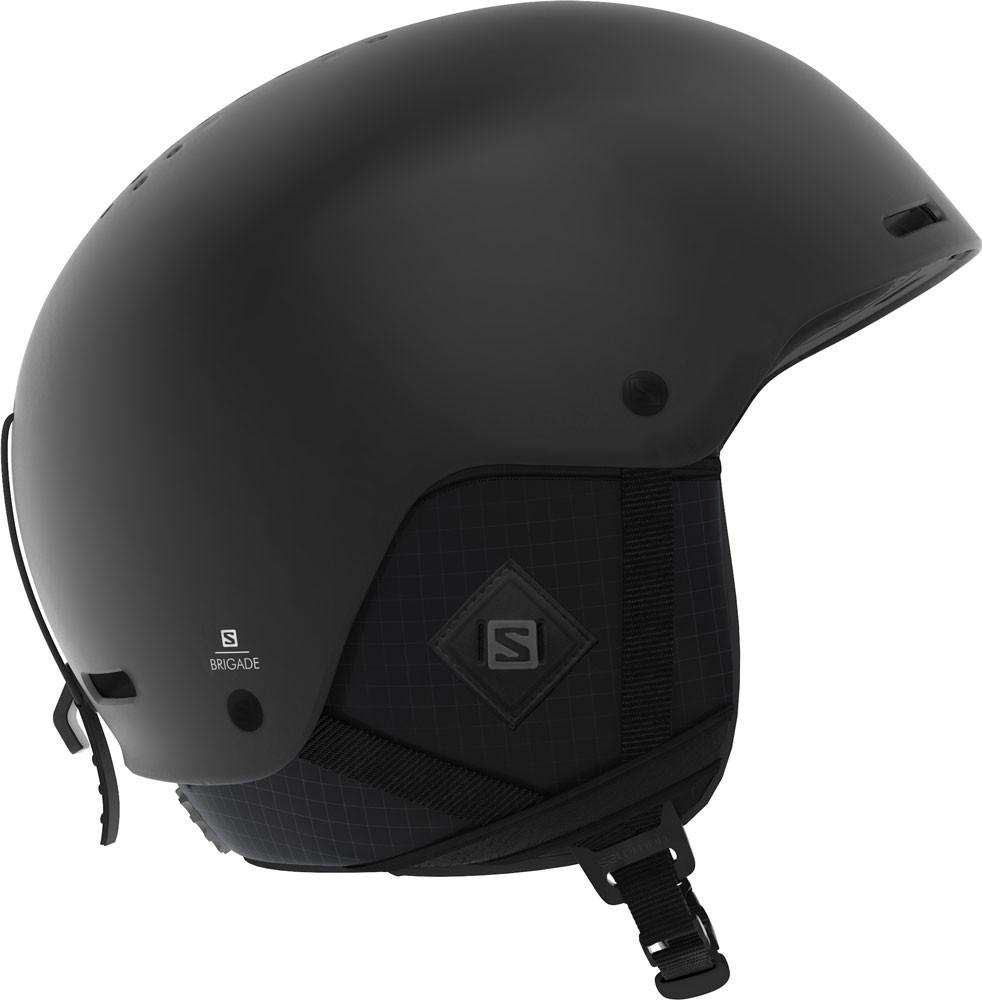 Salomon Brigade+ - černá Velikost helmy: S 2019/2020