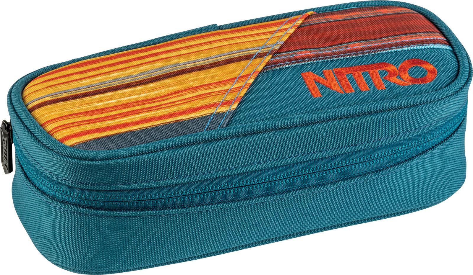 Nitro Pencil Case - modrá