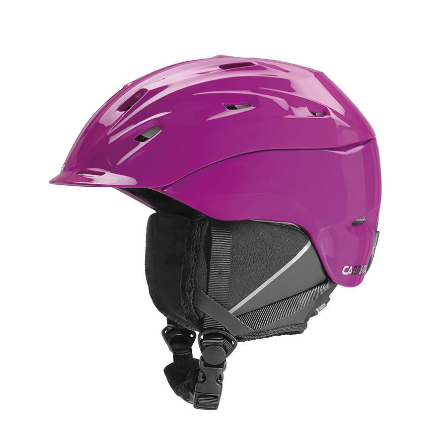 Carrera Mauna - růžová Velikost helmy: M 2017/2018