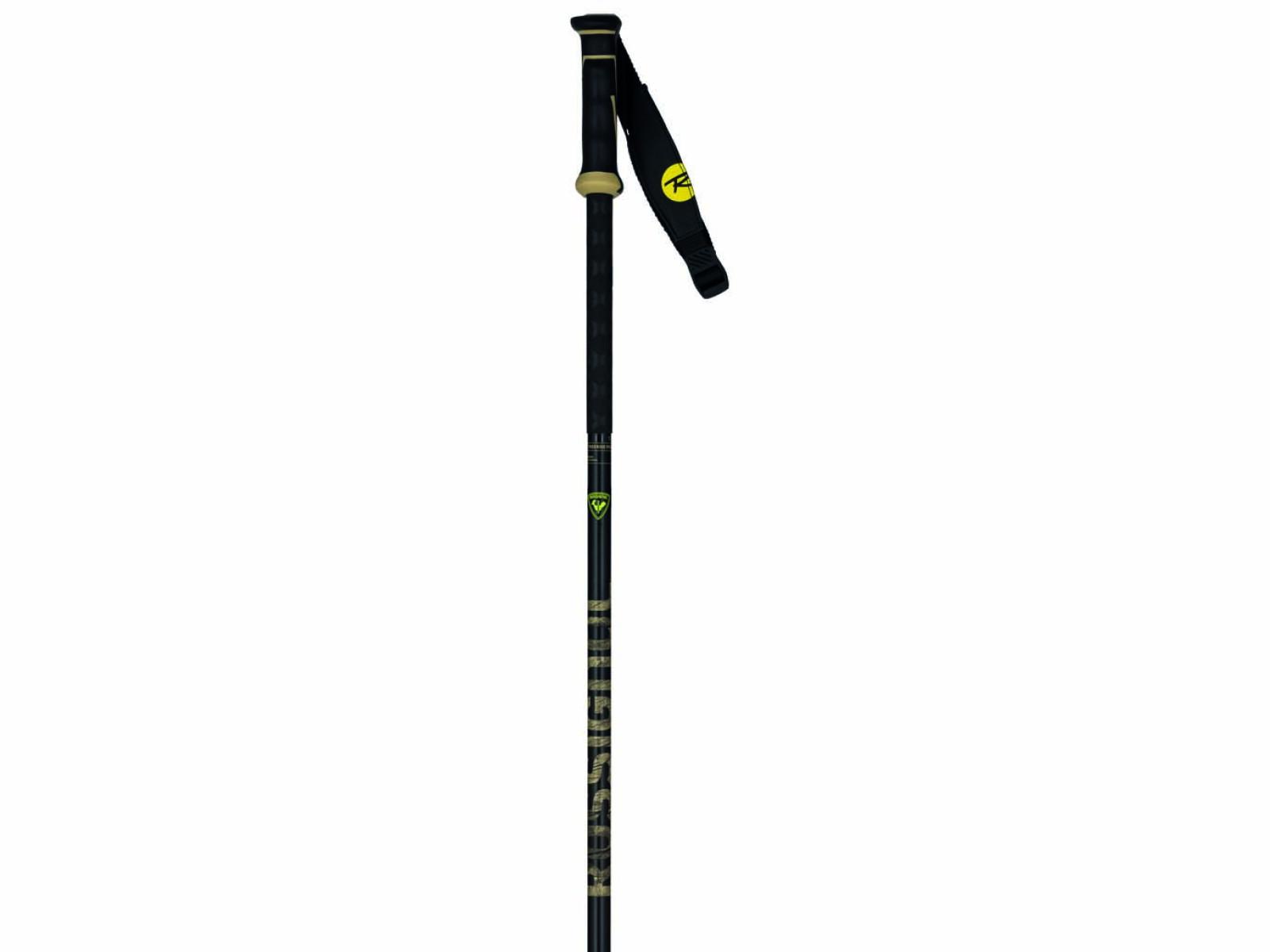 Rossignol Freeride Pro Safety - černá Délka holí: 125 cm