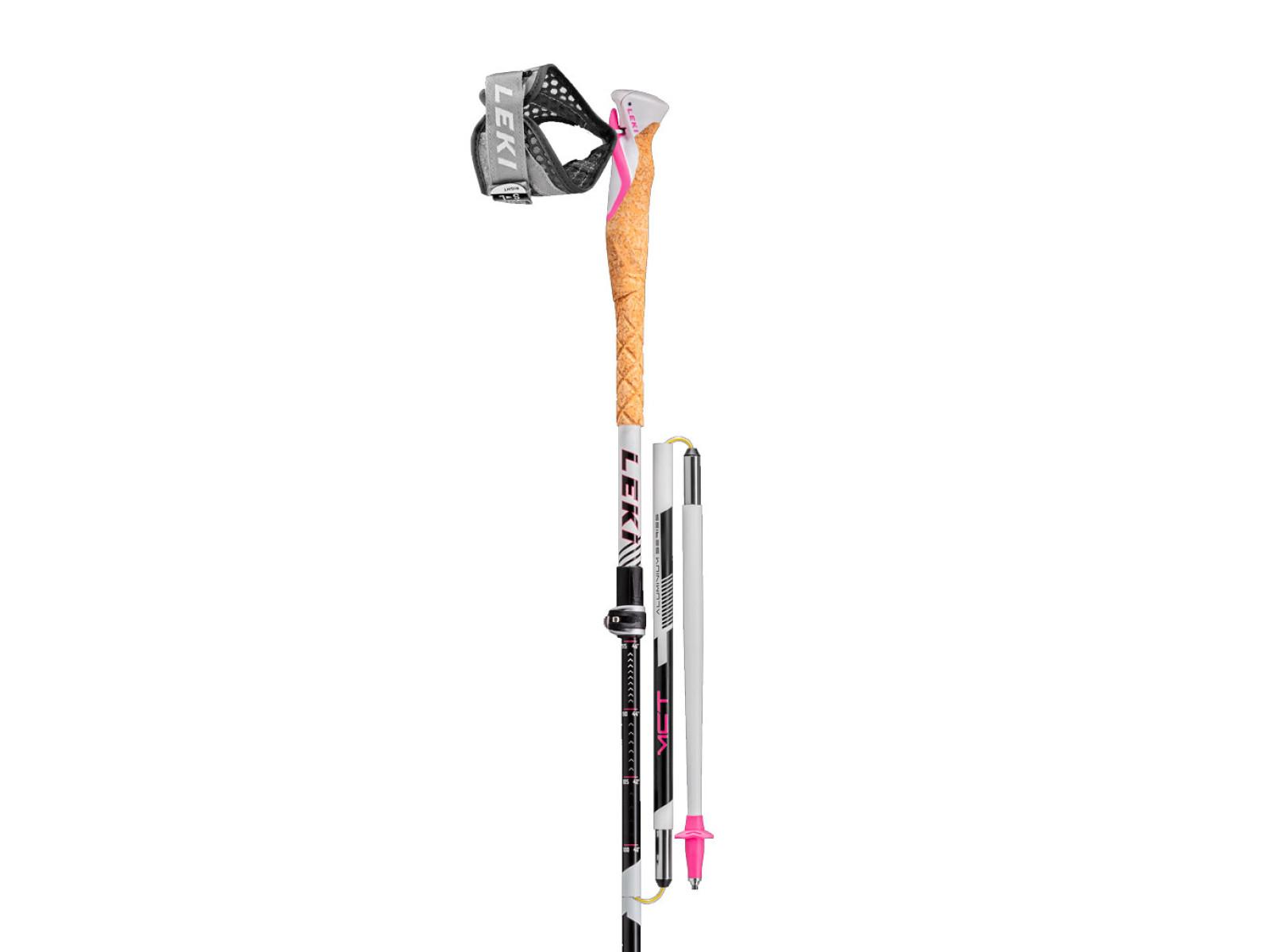 Leki MCT Vario TA Women Délka nastavitelných hůlek: 100-120 cm 2020/2021