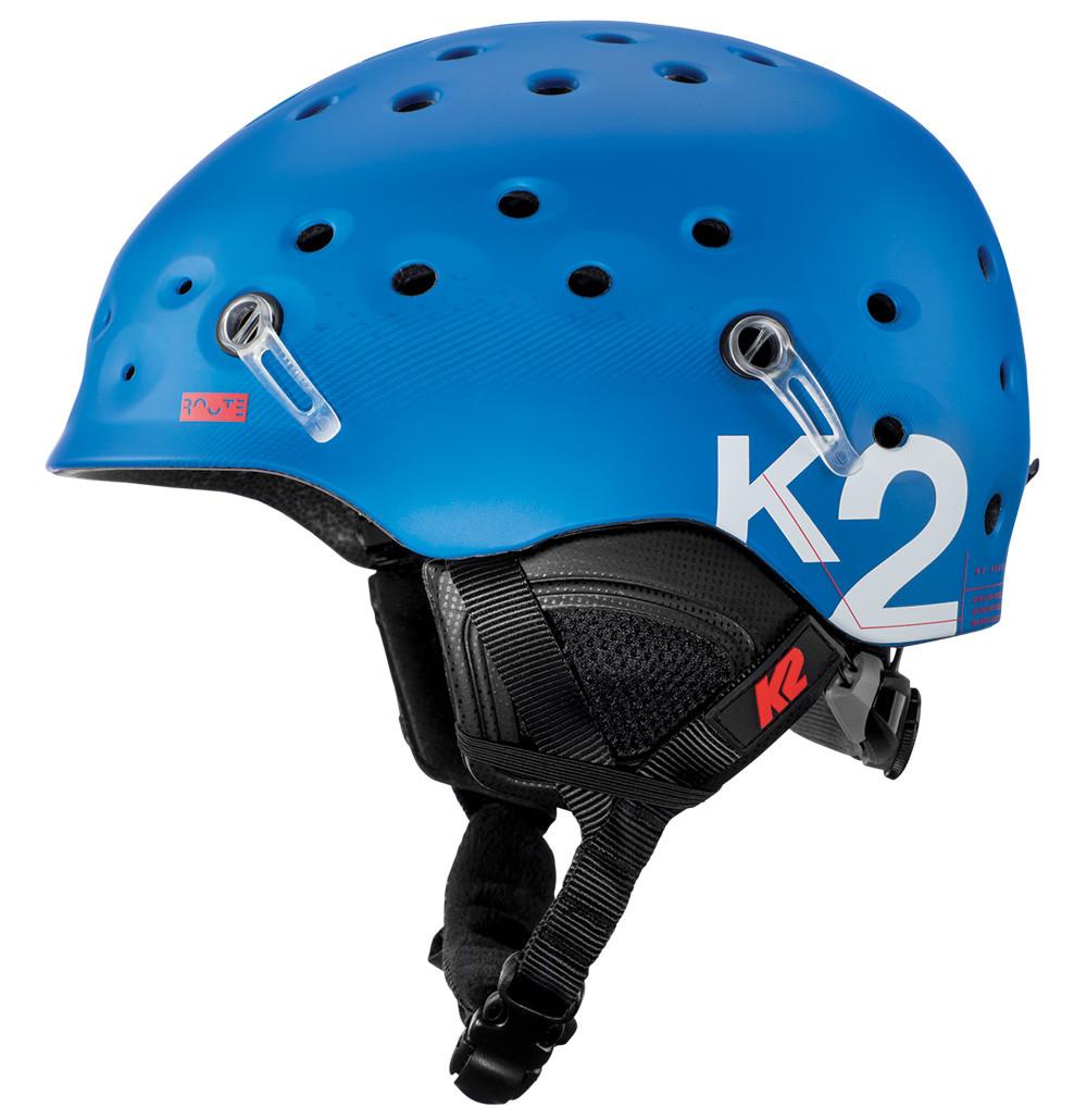 K2 Route - modrá Velikost helmy: S 2019/2020