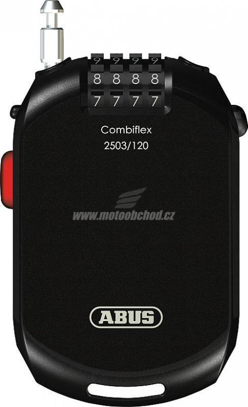 Abus lankový zámek CombiFlex 2503/120 C/SB
