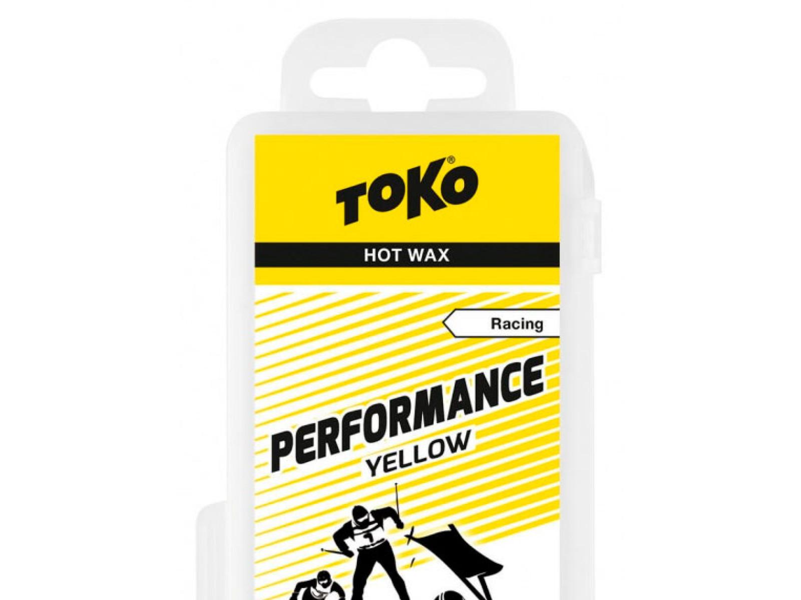 TOKO Performance Yellow 120g, žlutý parafín (LF) 2019/2020
