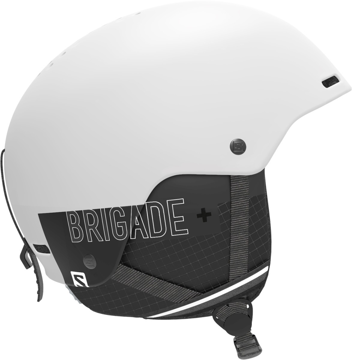 Salomon Brigade+ - bílá Velikost helmy: M 2019/2020