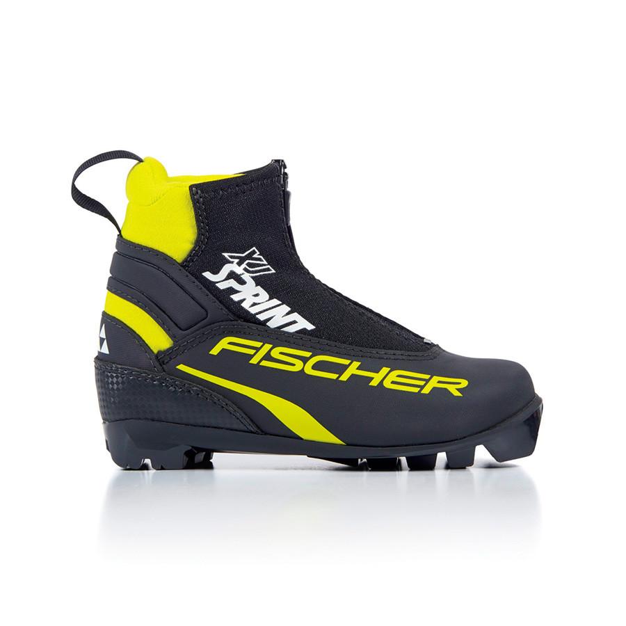 Fischer XJ Sprint Velikost boty EUR: 25 2018/2019