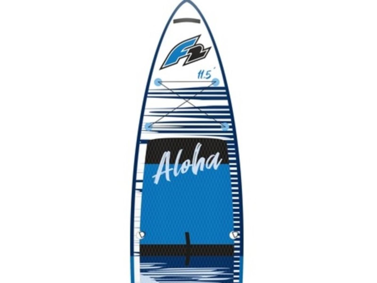 """F2 Aloha 12´2""""x33""""x6"""" - modrá"""