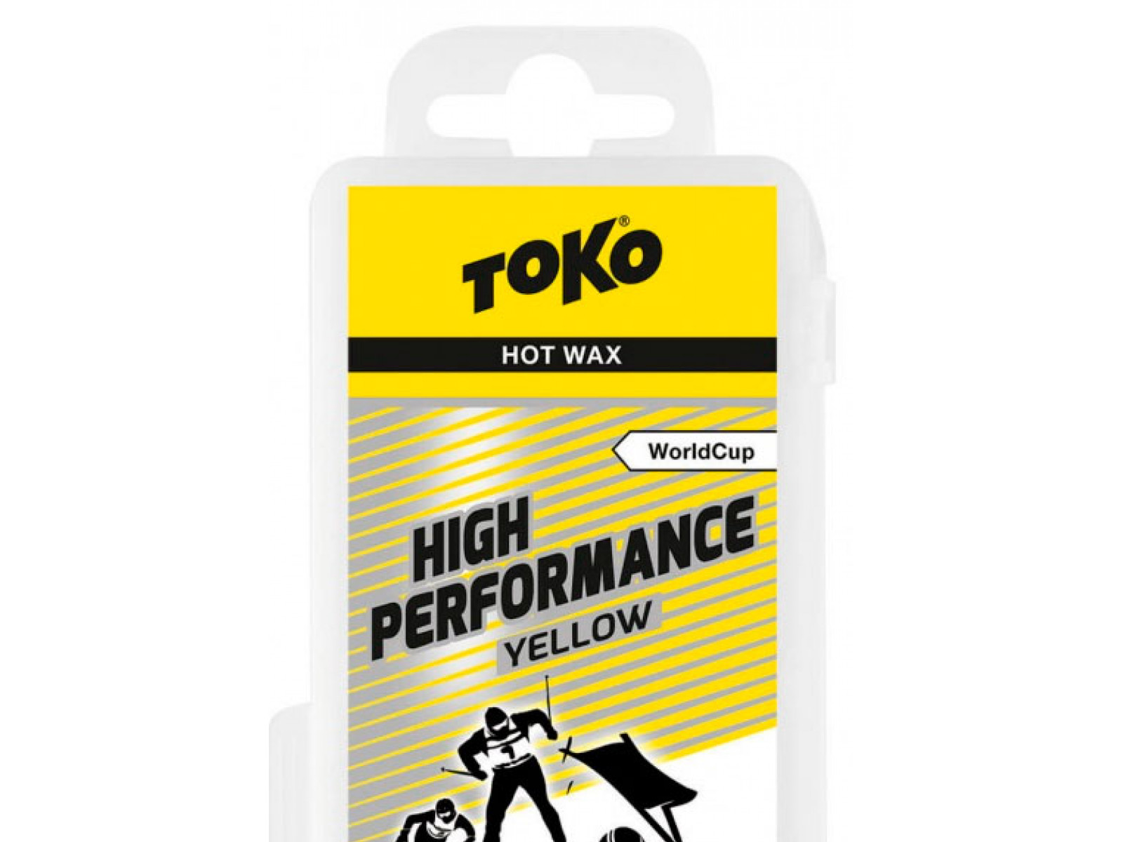 TOKO High Performance Hot Wax yellow 120g 2019/2020