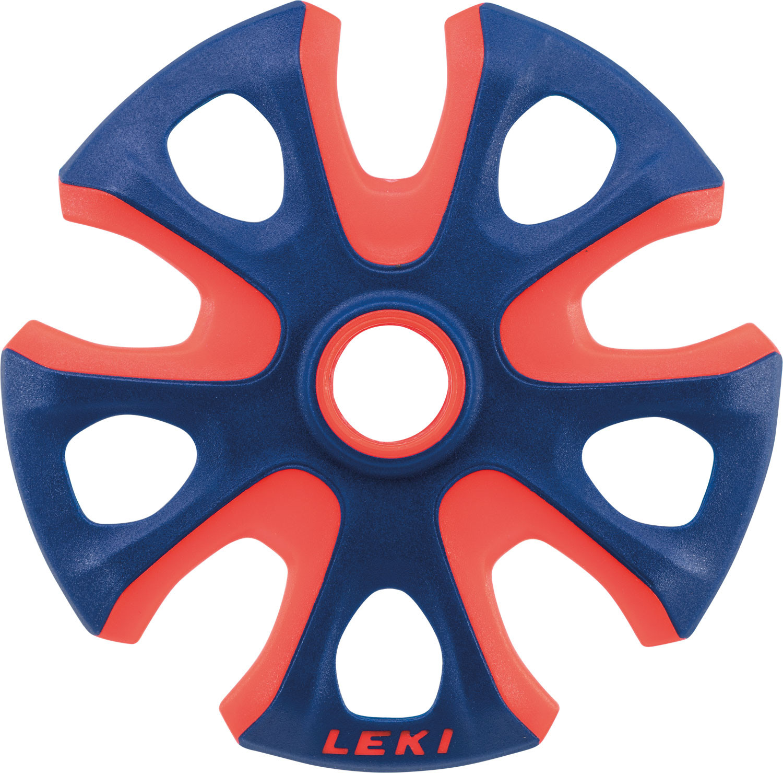 Leki Big Mountain Basket - červená/modrá