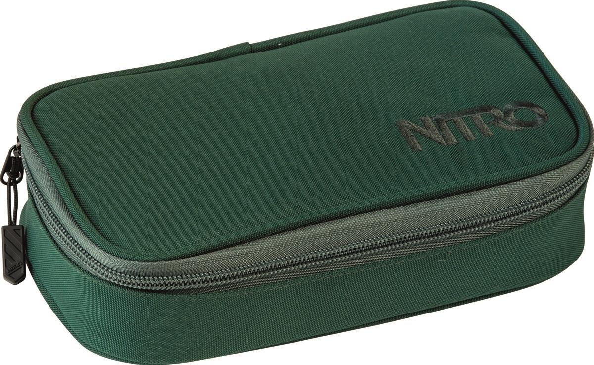 Nitro Pencil Case XL - zelená