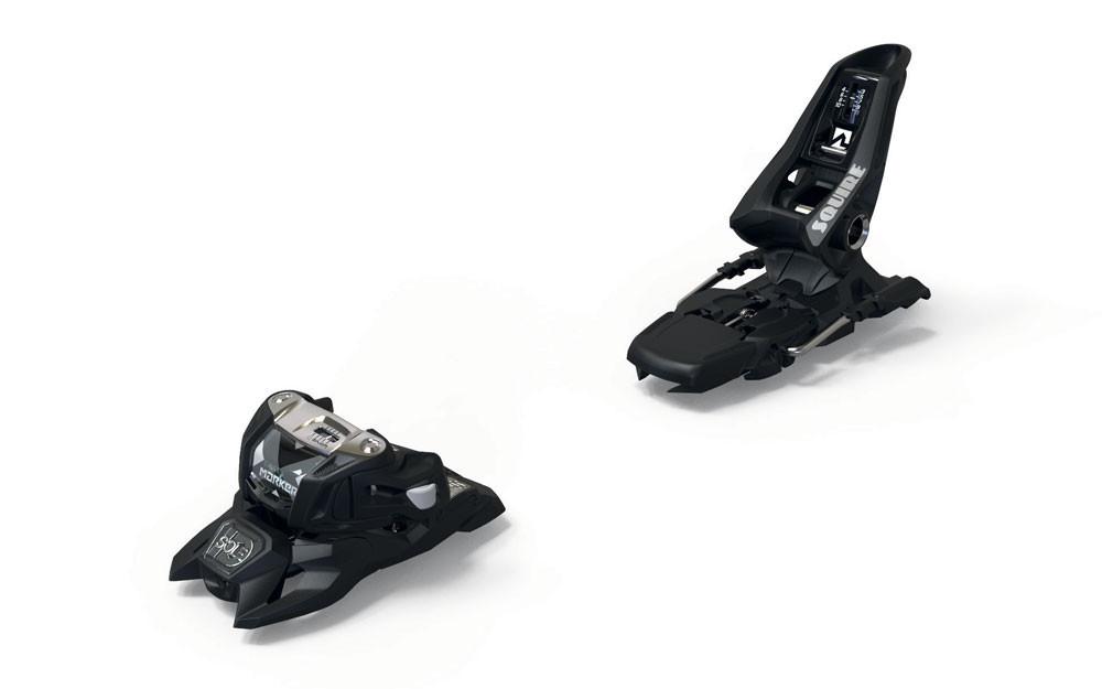 Marker Squire 11 ID, 90mm - černá 2020/2021