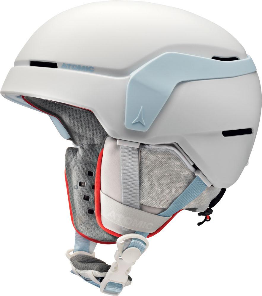Atomic Count JR - bílá Velikost helmy: S 2019/2020