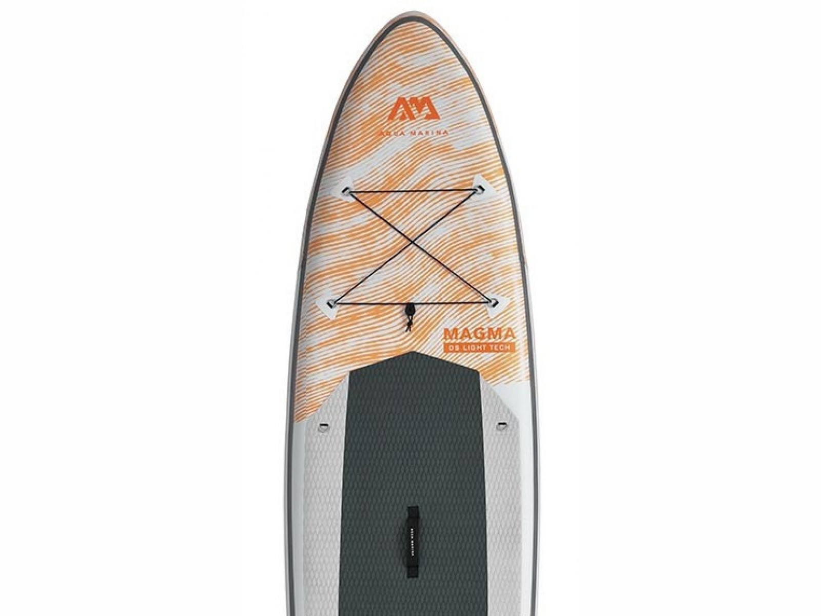 "Aqua Marina Magma 11´2""x33""6"""