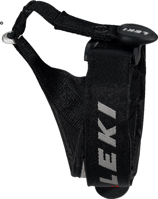 Leki Trigger S Vario Strap S-M-L - černá 2019/2020