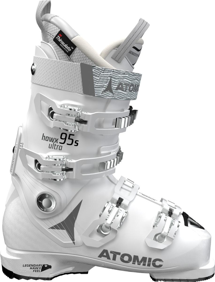 Atomic Hawx Ultra 95 S W - bílá Délka chodidla v cm: 24.0/24.5 2019/2020