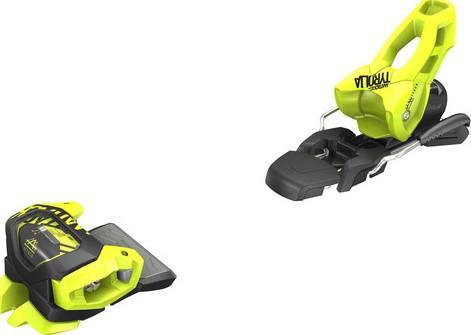 Tyrolia ATTACK2 16 - flash yellow Velikost: bez brzdy 2019/2020