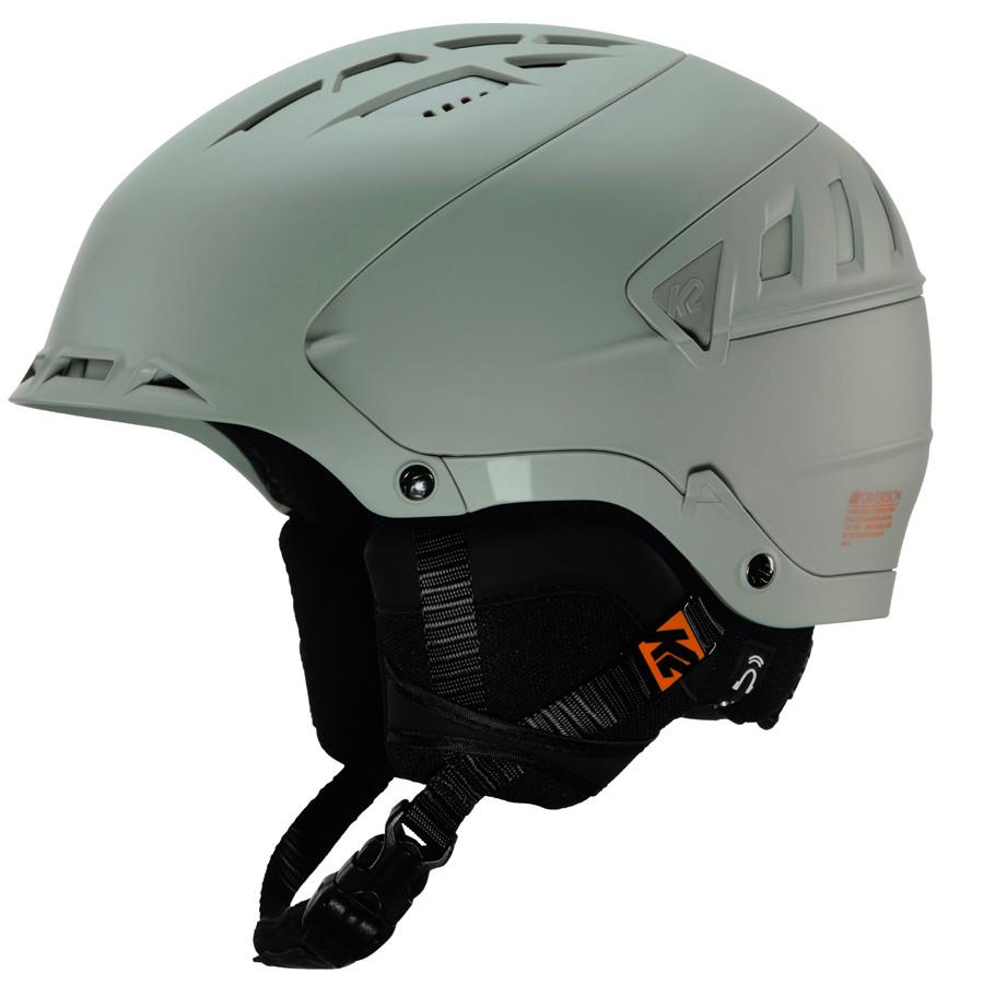 K2 Diversion - šedá Velikost helmy: M 2018/2019