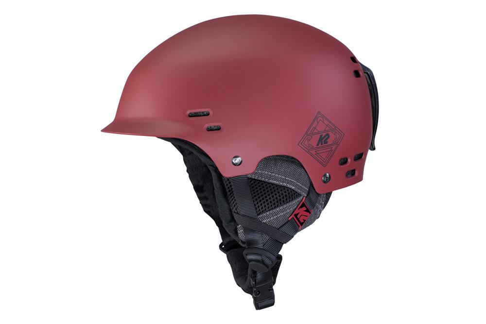 K2 Thrive - červená Velikost helmy: S 2019/2020