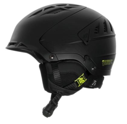 K2 Diversion - černá Velikost helmy: S 2019/2020