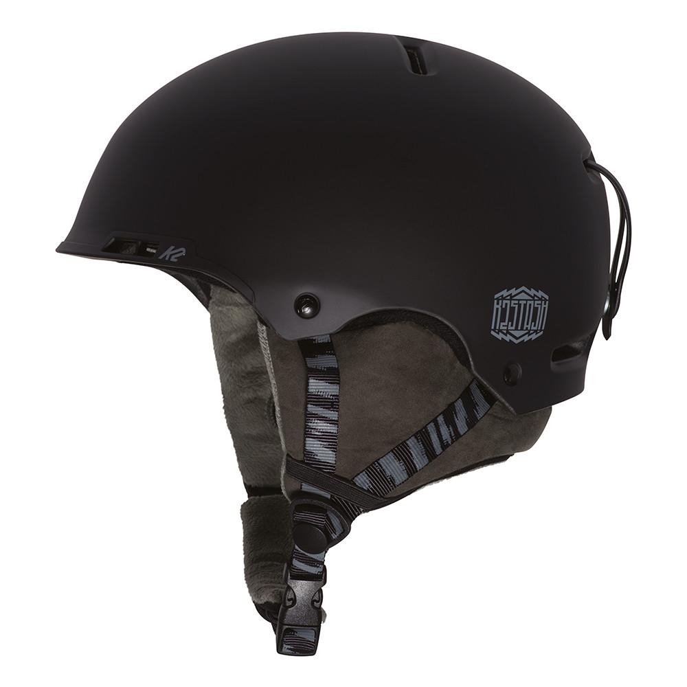 K2 Stash - černá Velikost helmy: M 2019/2020