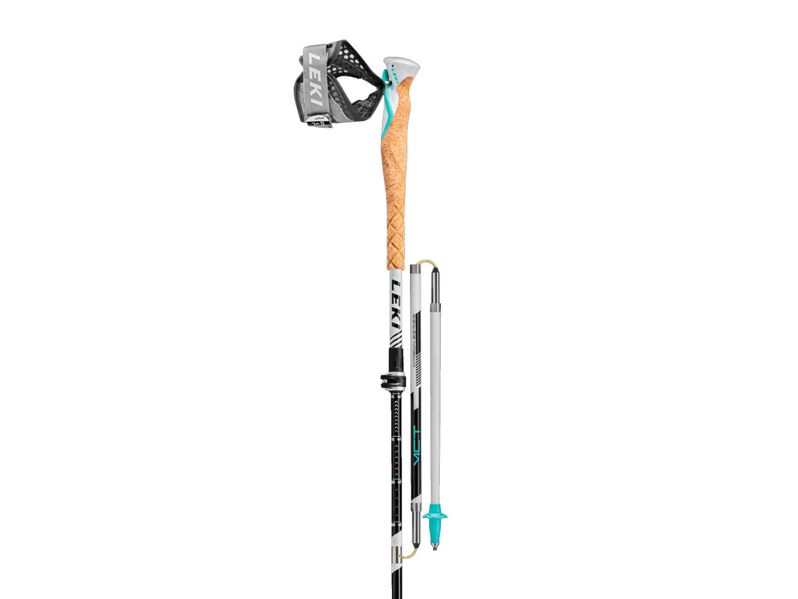 Leki MCT 12 Vario Carbon Women Délka nastavitelných hůlek: 100-120 cm 2020/2021